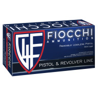 FIOCCHI AMMO 9MM LUGER 100gr FRANGIBLE 50/bx 20/cs