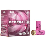 FEDERAL T-GUN 12ga PINK 2-3/4 1-1/8oz 1145fps #8 250/cs