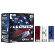 FEDERAL T-GUN R/W/B 2-3/4 Dr 1-1/8oz 1145fps #8 250/cs