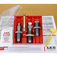 LEE 7MMx57 MAUSER 3 DIE SET w/FACT. CRIMP, S/H #2