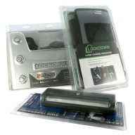 Lockdown Safe Accessory Package: 1 Large Organizer, 1 Large Document Holder & 1 Vault Light