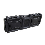 "MTM TACTICAL RIFLE CASE 42"" BLACK"