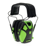 CALDWELL YOUTH ELECTRONIC EARMUFF NEON GREEN