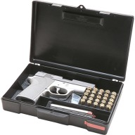 MTM PISTOL CASE FOR LONG TERM STORAGE/ BLACK 6/CS