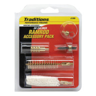 TRADITIONS RAMROD ACC PACK .50 CAL (5 TIPS) 10/32