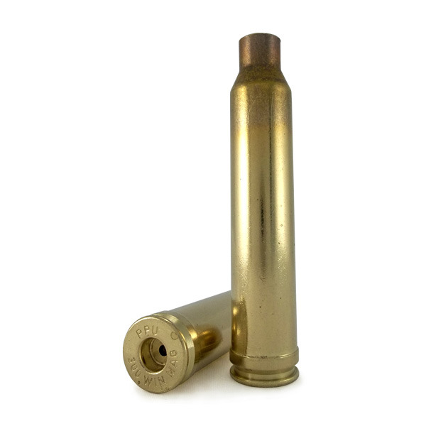 Prvi Partizan Brass 300 Winchester Magnum Unprimed Bag of 50